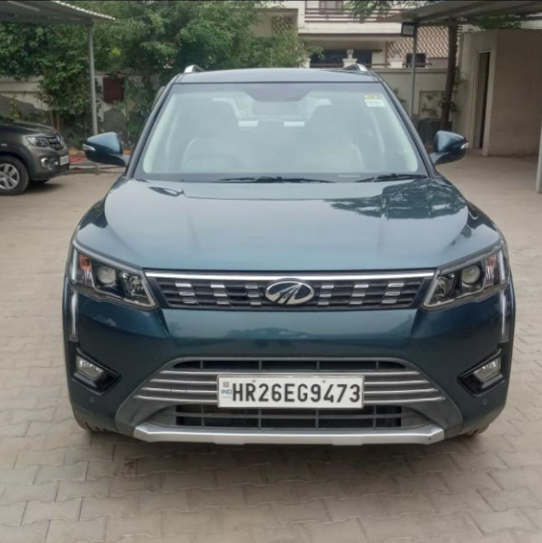 2020 Used Mahindra Xuv300 W8 DIESEL