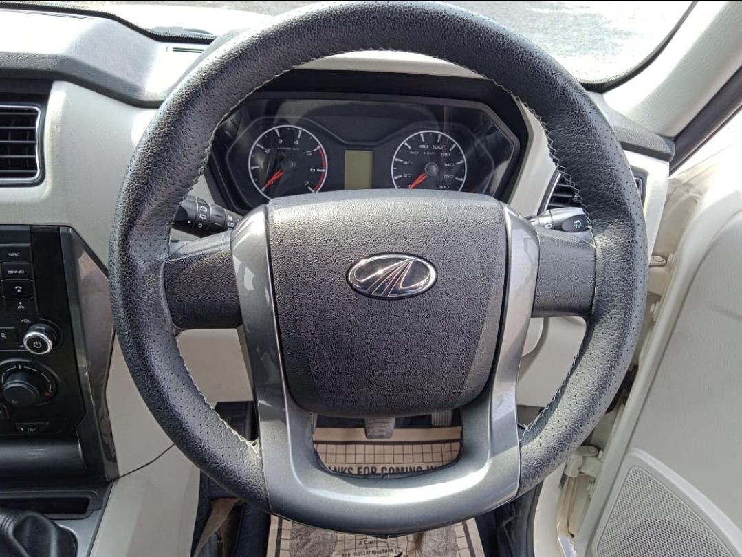2019 Used MAHINDRA SCORPIO S7 140 2WD