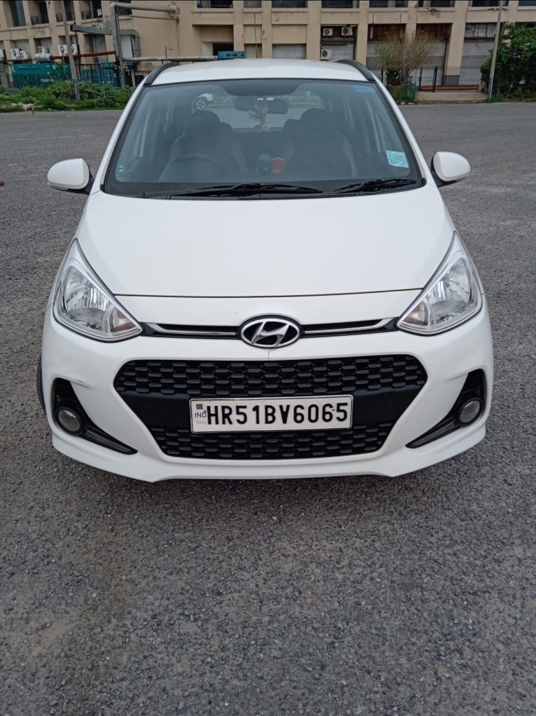 2018 Used Hyundai Grand I10 SPORTZ 1.2 KAPPA VTVT