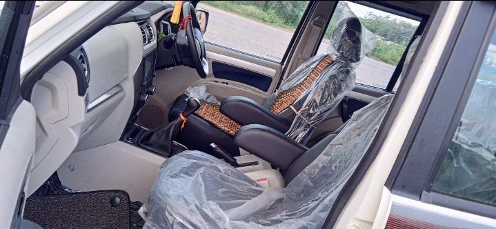 2020 Used MAHINDRA SCORPIO S11 2WD