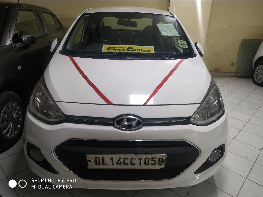 2015 Used Hyundai Xcent S 1.1 CRDI OPT
