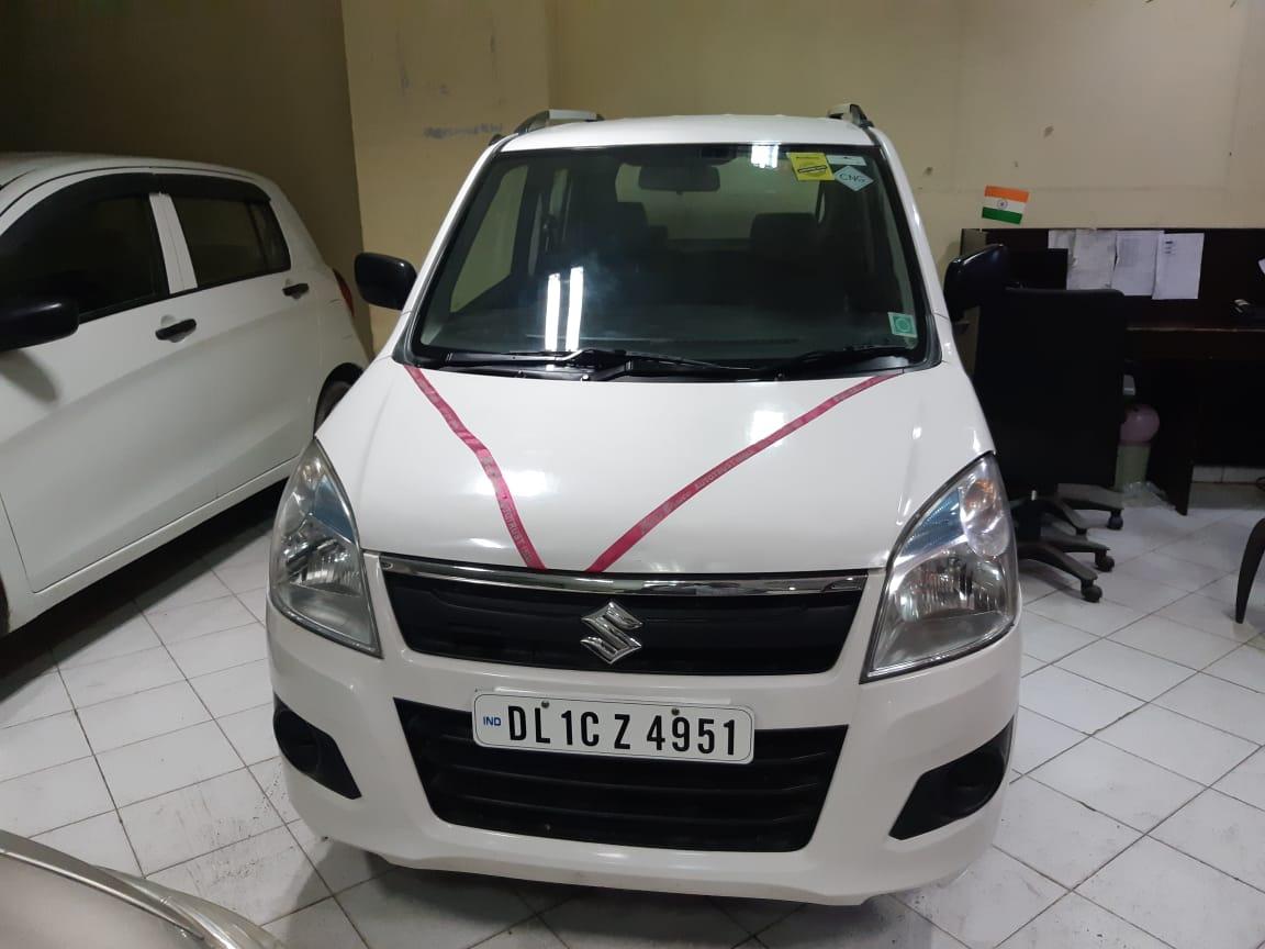 2016 Used Maruti Suzuki Wagon R 1.0 LXI CNG