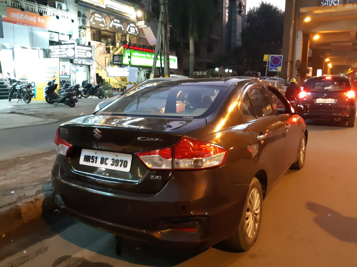 2015 Used MARUTI SUZUKI CIAZ ZXI AT