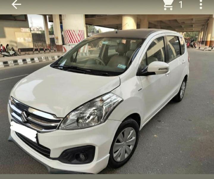2017 Used Maruti Suzuki Ertiga(2015_2018) VDI SHVS
