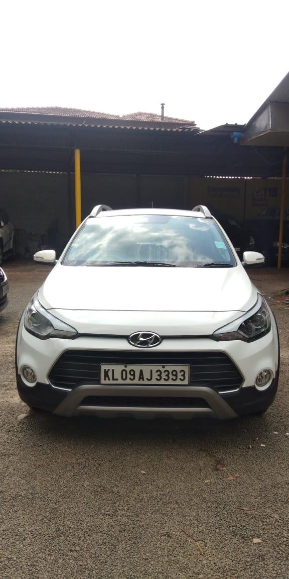 2015 Used Hyundai I20 Active 1.2 S