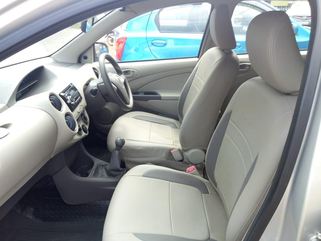 2015 Used Toyota Etios Liva G