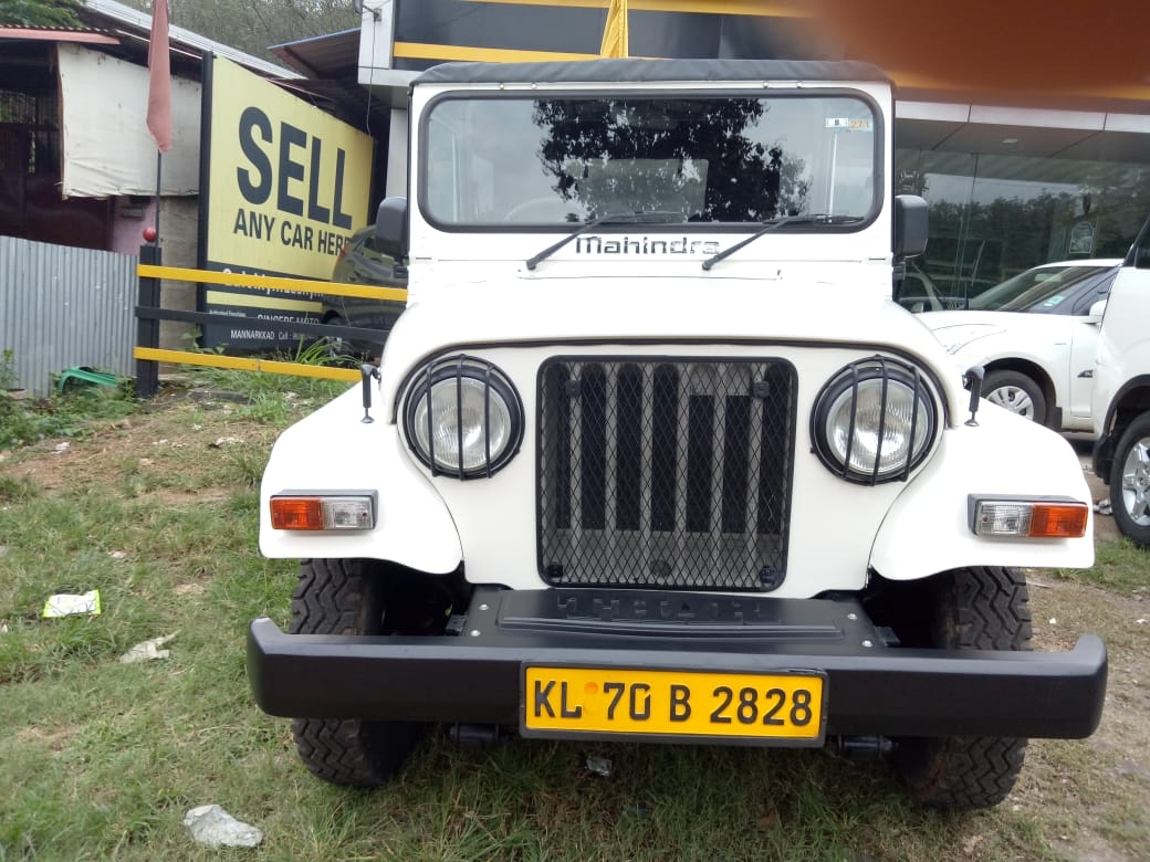 2016 Used Mahindra Thar DI 4WD
