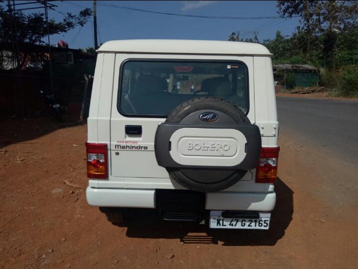 2017 Used Mahindra Bolero SLX