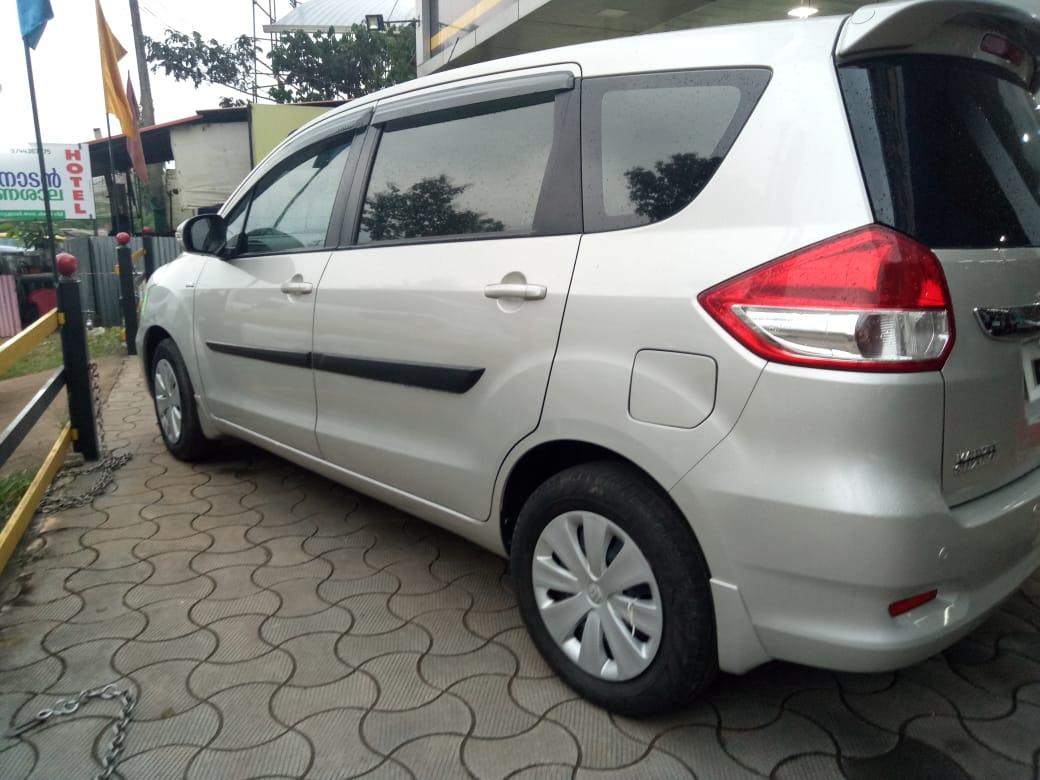 2016 Used Maruti Suzuki Ertiga VXI