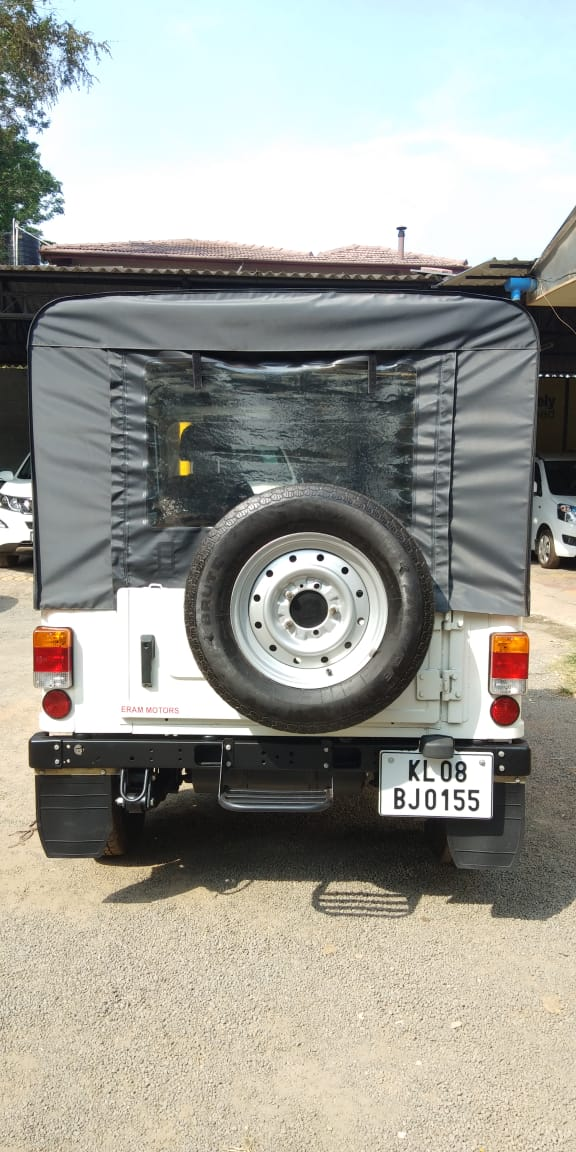 2016 Used Mahindra Thar DI 2WD