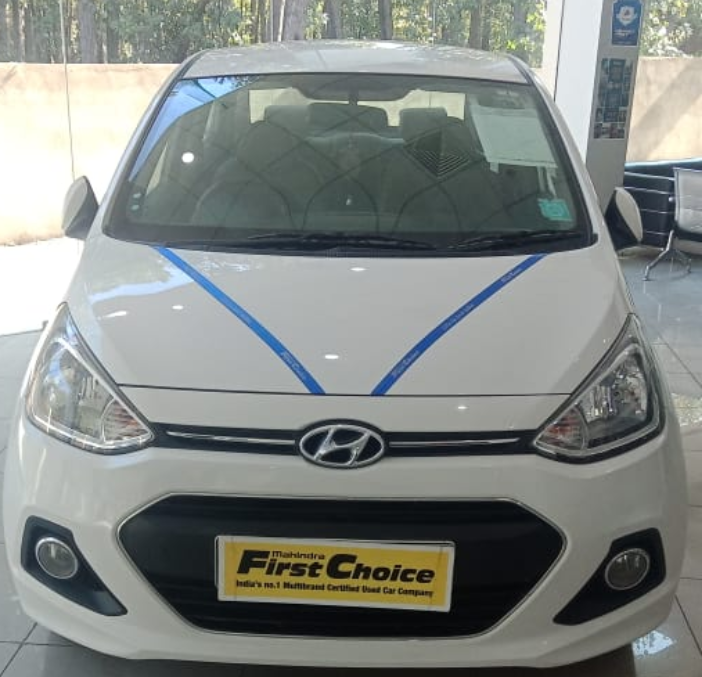 2015 Used Hyundai Xcent SX 1.2 OPT