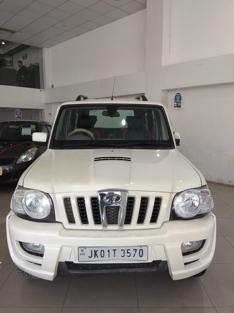 Used Cars In Anantnag With Offers Certified For Sale Cover Headlamp Satria Fu Gen3 2013 Mahindra Scorpio Vlx Bs Iii