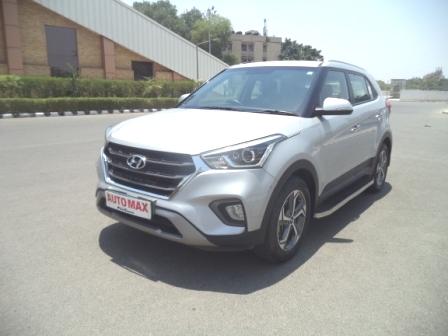 2018 Used Hyundai Creta 1.6 VTVT SX PLUS