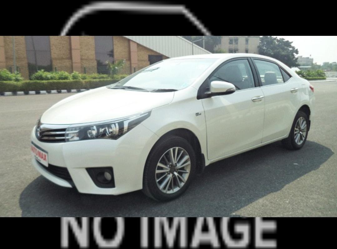2014 Used Toyota Corolla Altis 1.8 GL