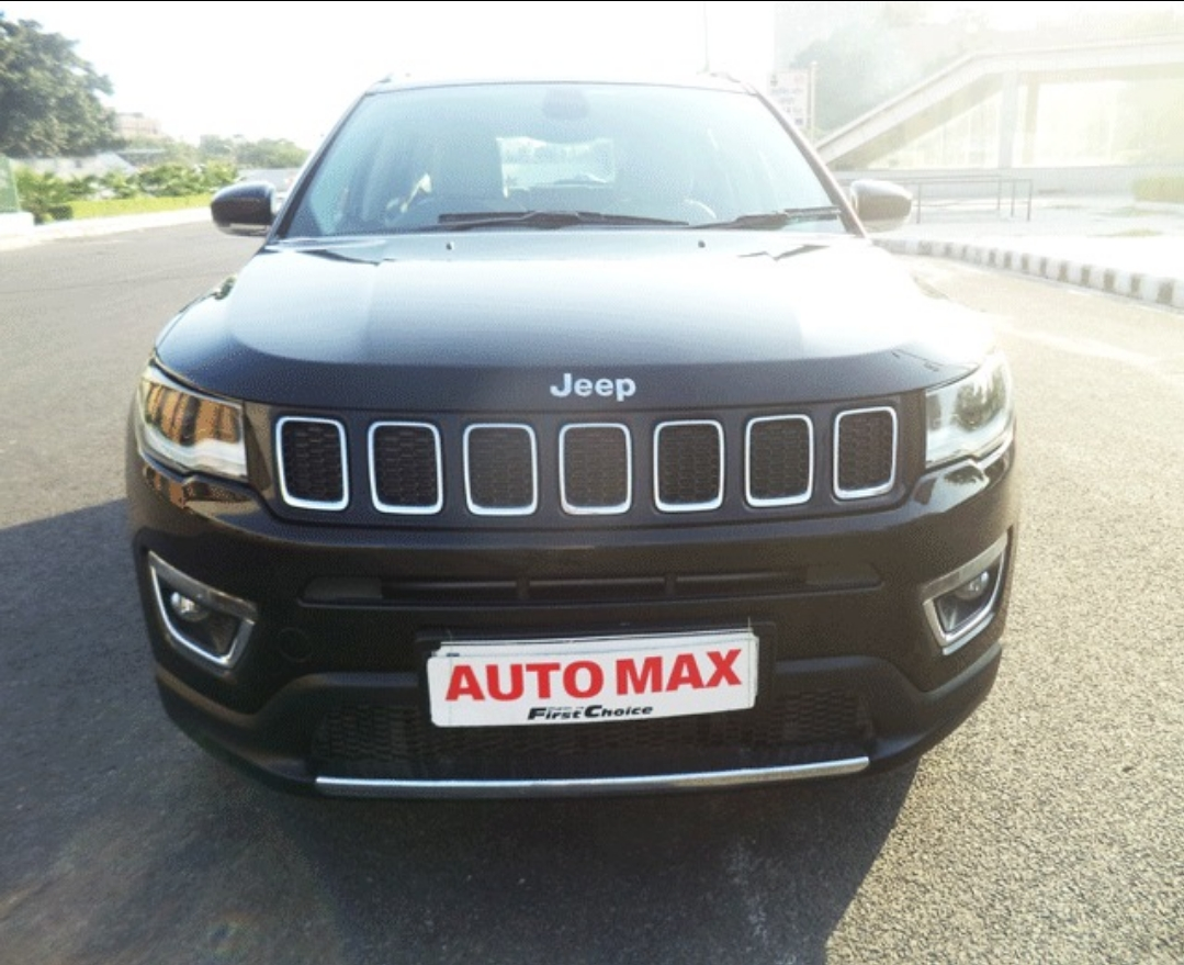 2018 Used JEEP COMPASS LIMITED O 1.4 PETROL AT