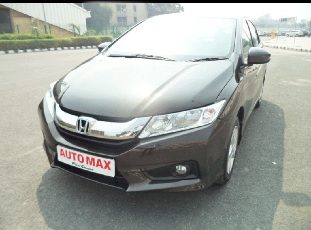 2016 Used Honda City VX MT PETROL