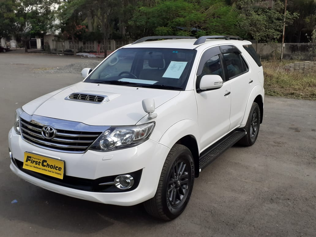 2016 Used Toyota Fortuner 3.0 MT 4X2