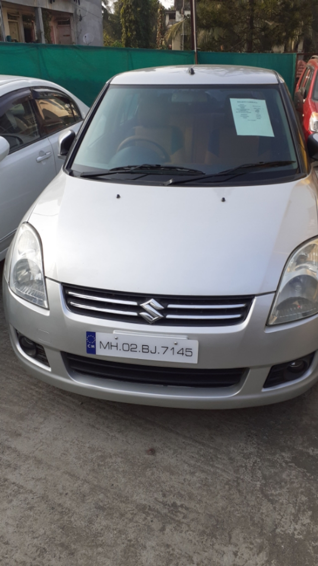 2009 Used MARUTI SUZUKI SWIFT DZIRE VXI