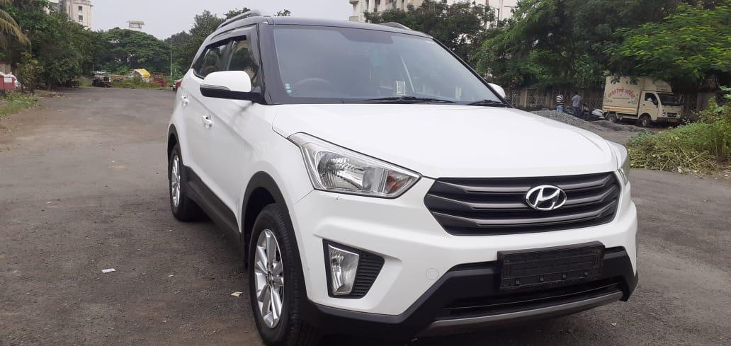 2017 Used Hyundai Creta 1.4 CRDI S PLUS