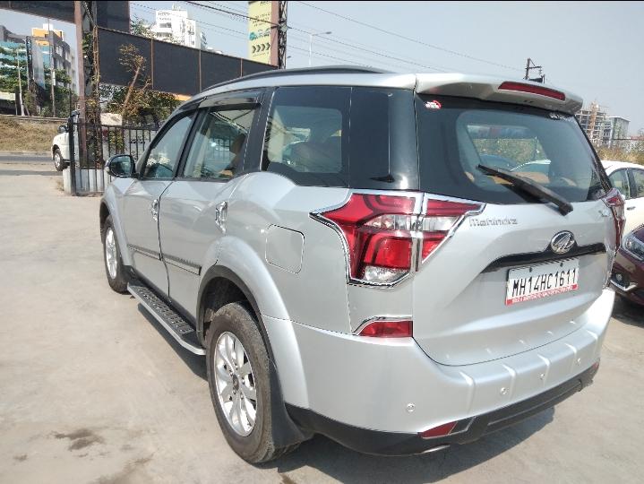 2018 Used MAHINDRA XUV500 W9
