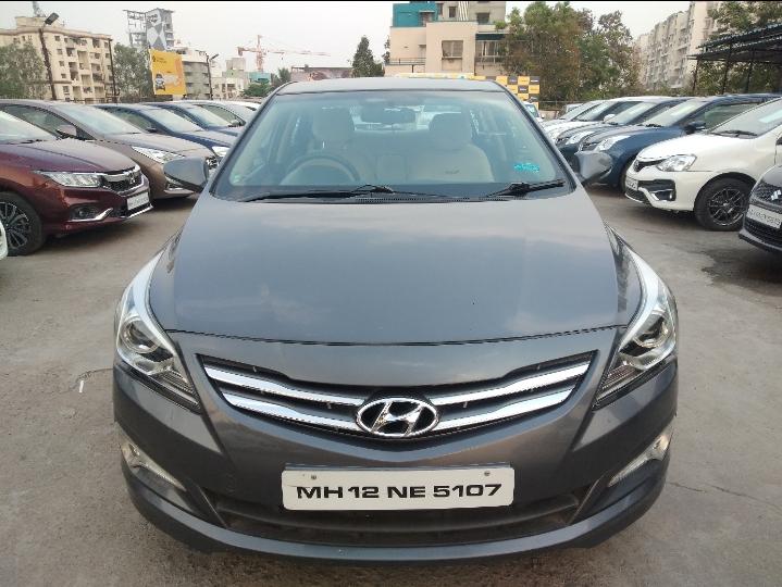 2016 Used Hyundai Verna 1.6 VTVT S