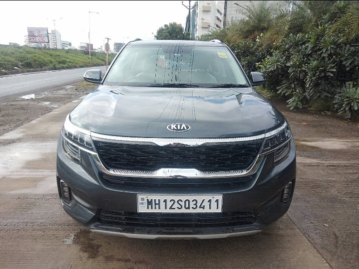 2020 Used Kia Seltos HTX CVT 1.5