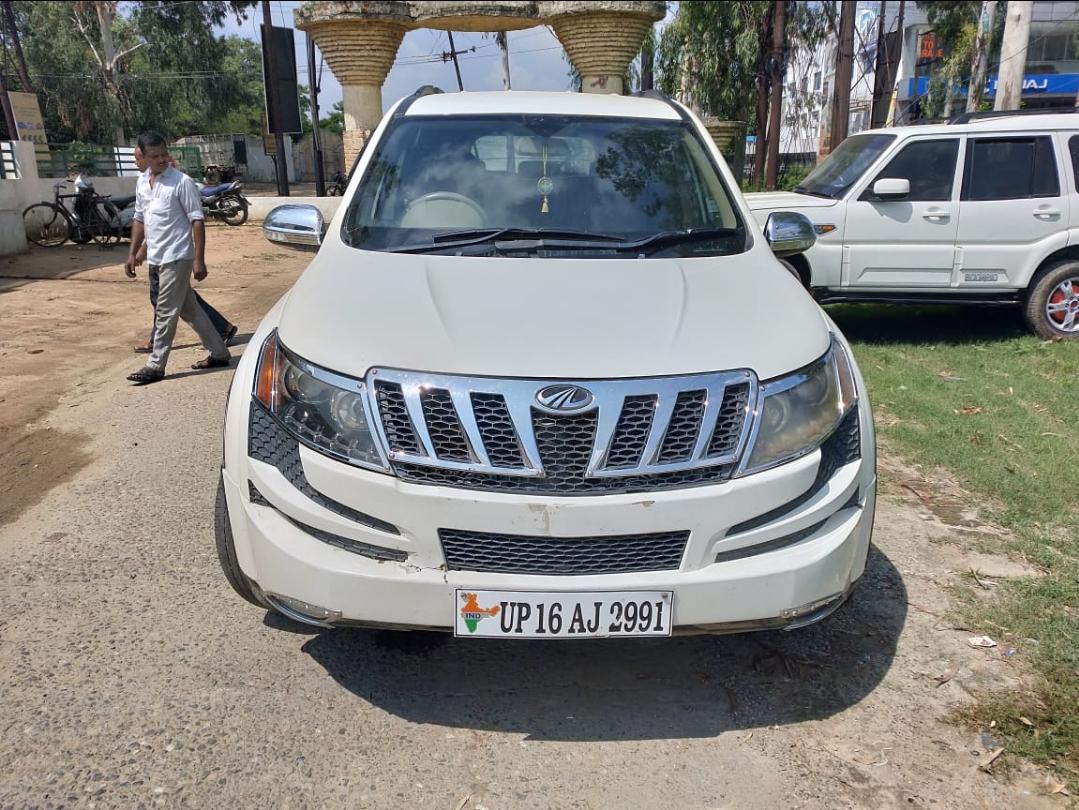 2012 Used Mahindra Xuv500(2011_2015) W8