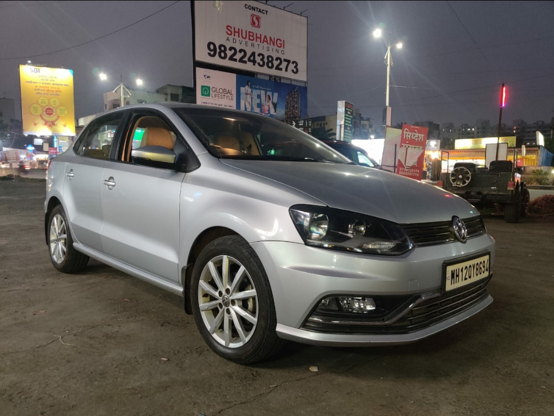 2018 Used VOLKSWAGEN AMEO HIGHLINE 1.5L AT (D)