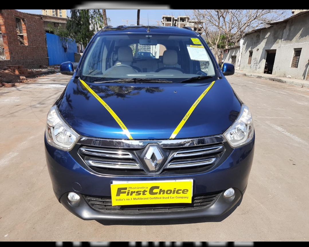 2015 Used RENAULT LODGY 110 PS RXZ