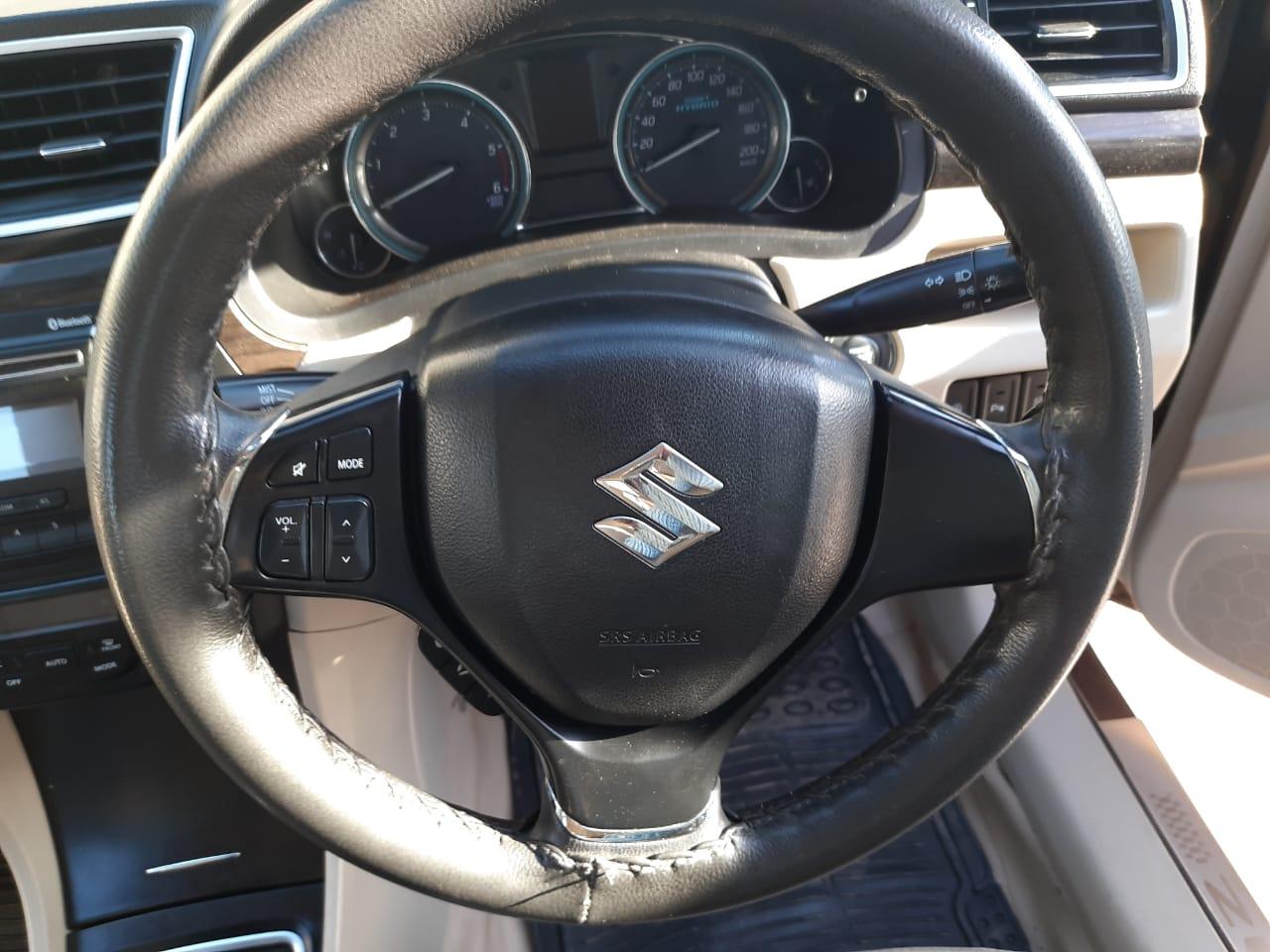 2017 Used MARUTI SUZUKI CIAZ ZDI MT SHVS