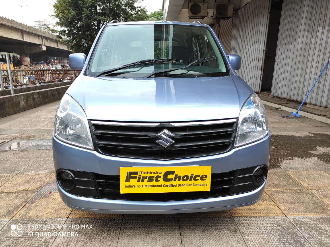2012 Used Maruti Suzuki Wagon R 1.0 VXI ABS AIR BAG