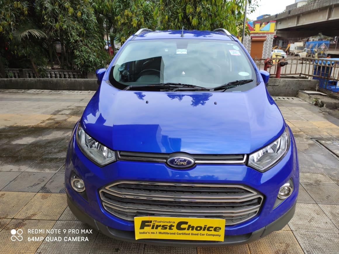 2015 Used Ford Ecosport TITANIUM 1.0 ECOBOOST OPT