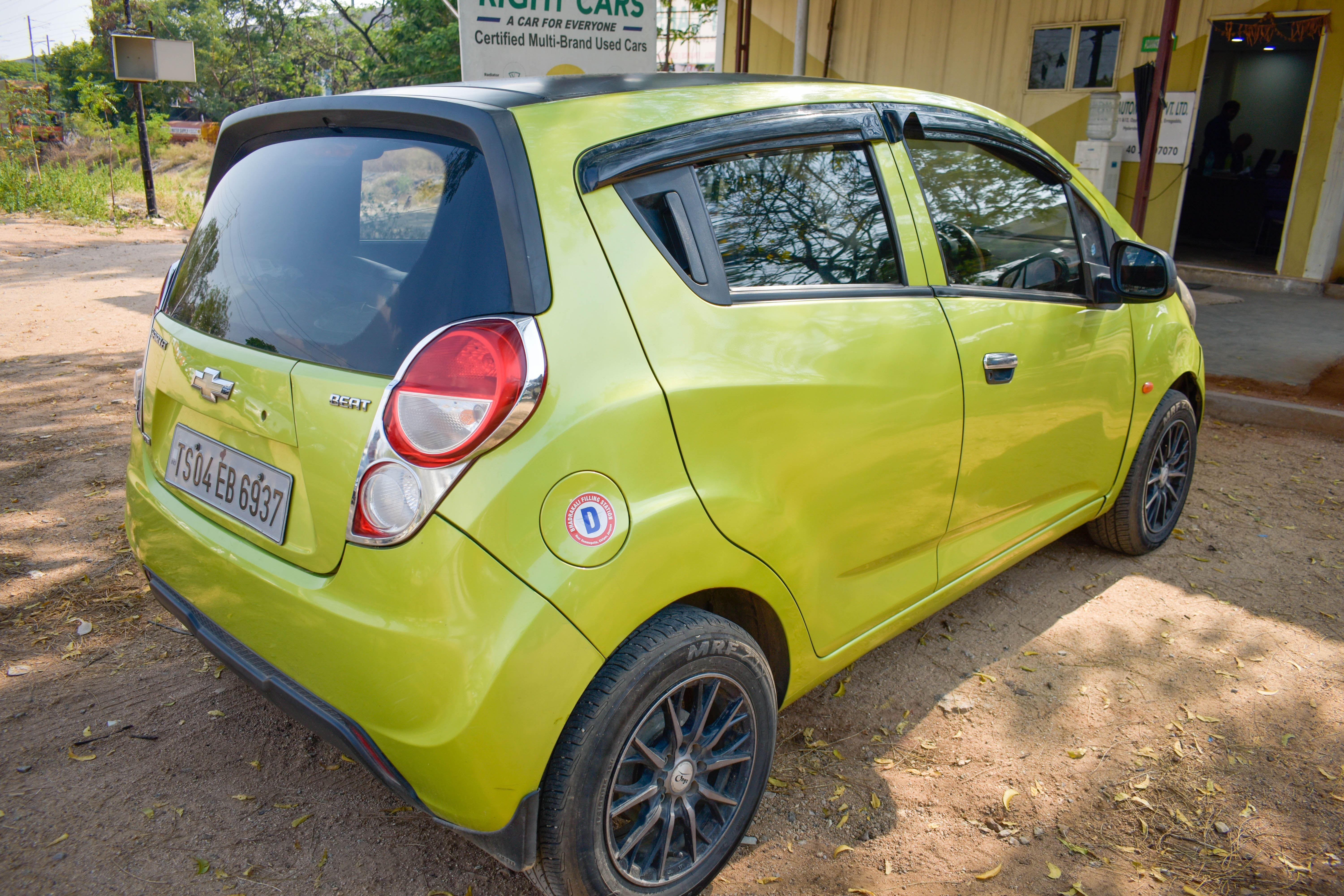 Chevrolet Beat Ps Diesel Mahindra First Choice