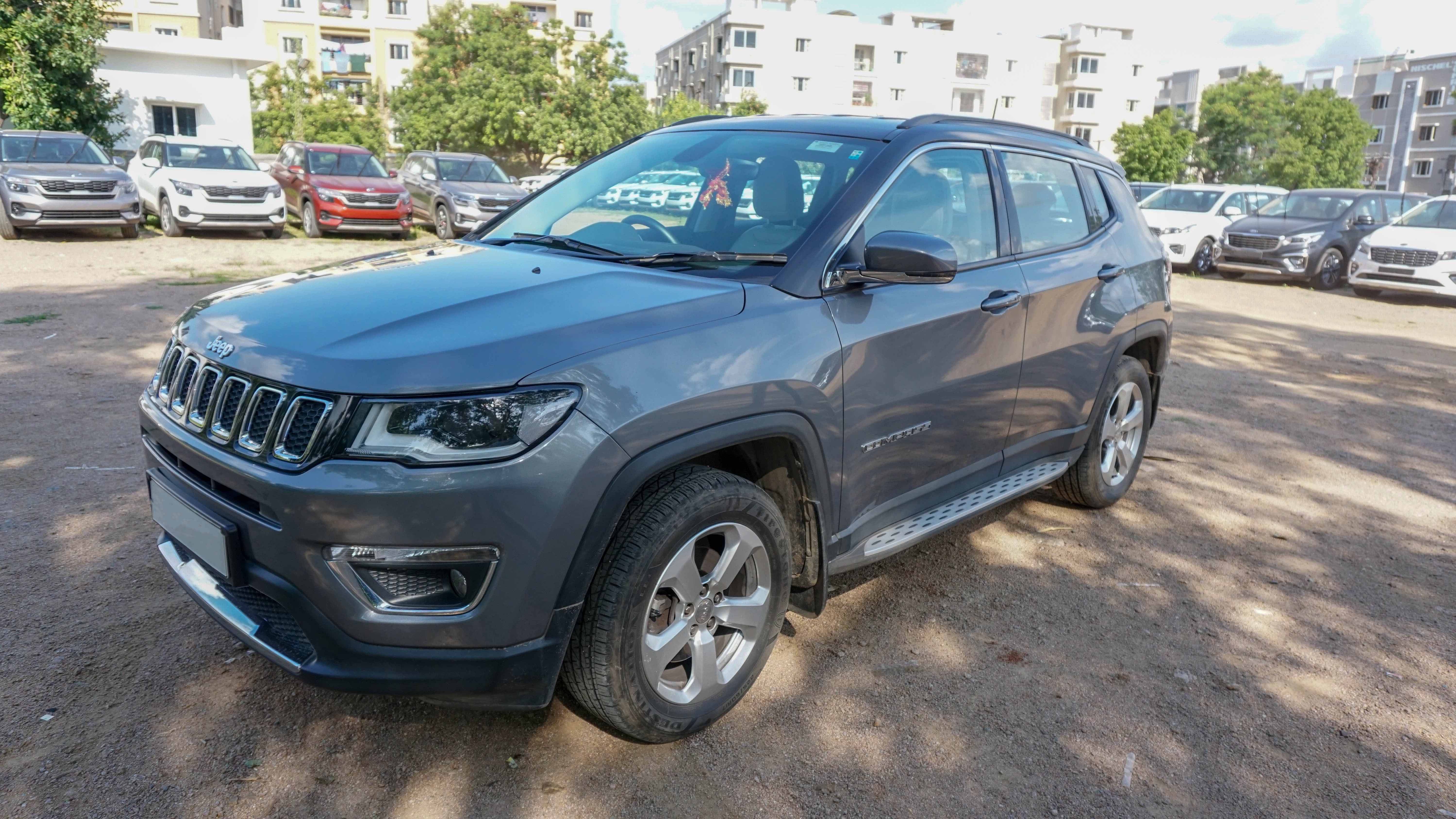 2019 Used Jeep Compass LIMITED PLUS DIESEL
