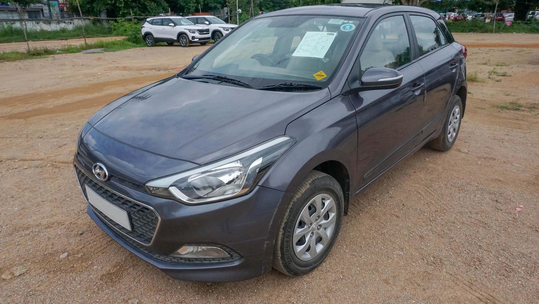 2017 Used Hyundai I20 SPORTZ 1.2 BS IV