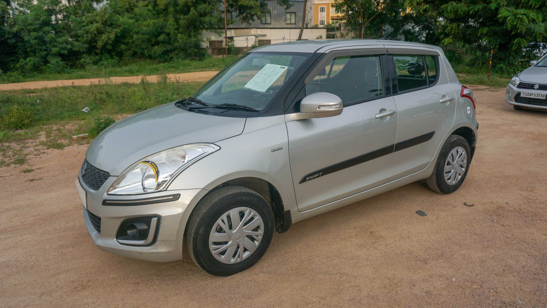 2017 Used Maruti Suzuki Swift VDI O