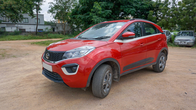 2018 Used Tata Nexon XZ