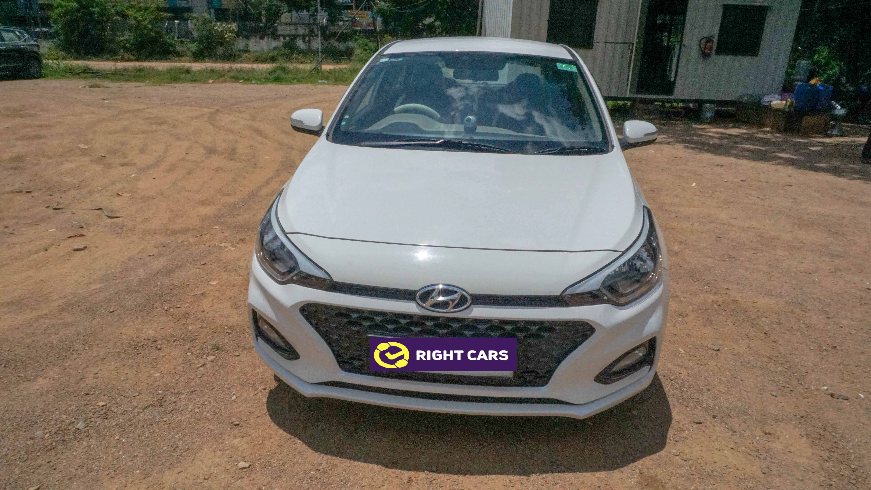 2018 Used Hyundai Elite I20 ASTA 1.2