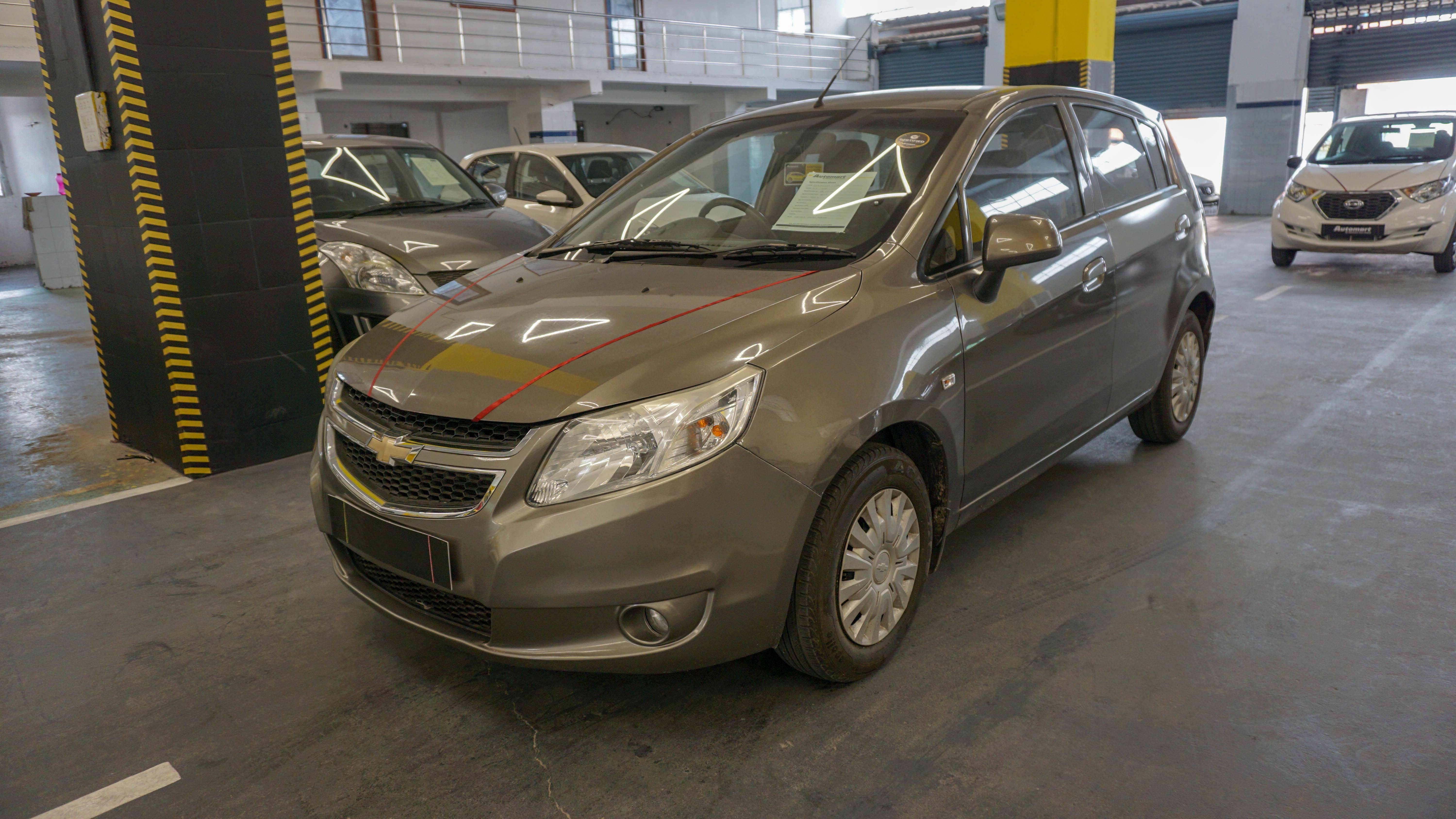 2013 Used Chevrolet Sail Uva 1.2 LS