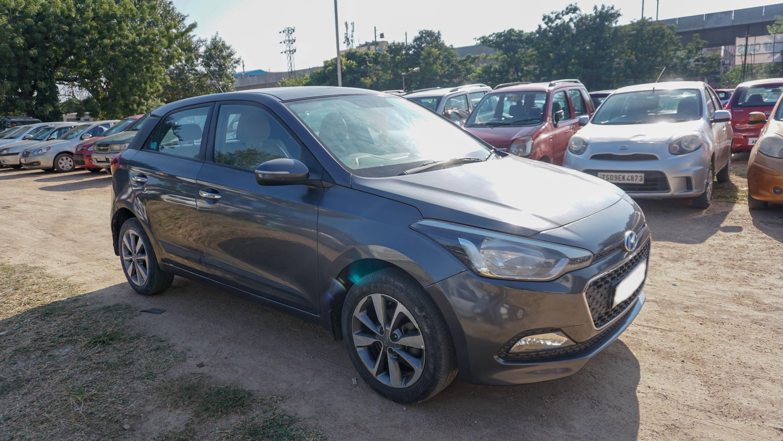 2015 Used Hyundai Elite I20 ASTA 1.2