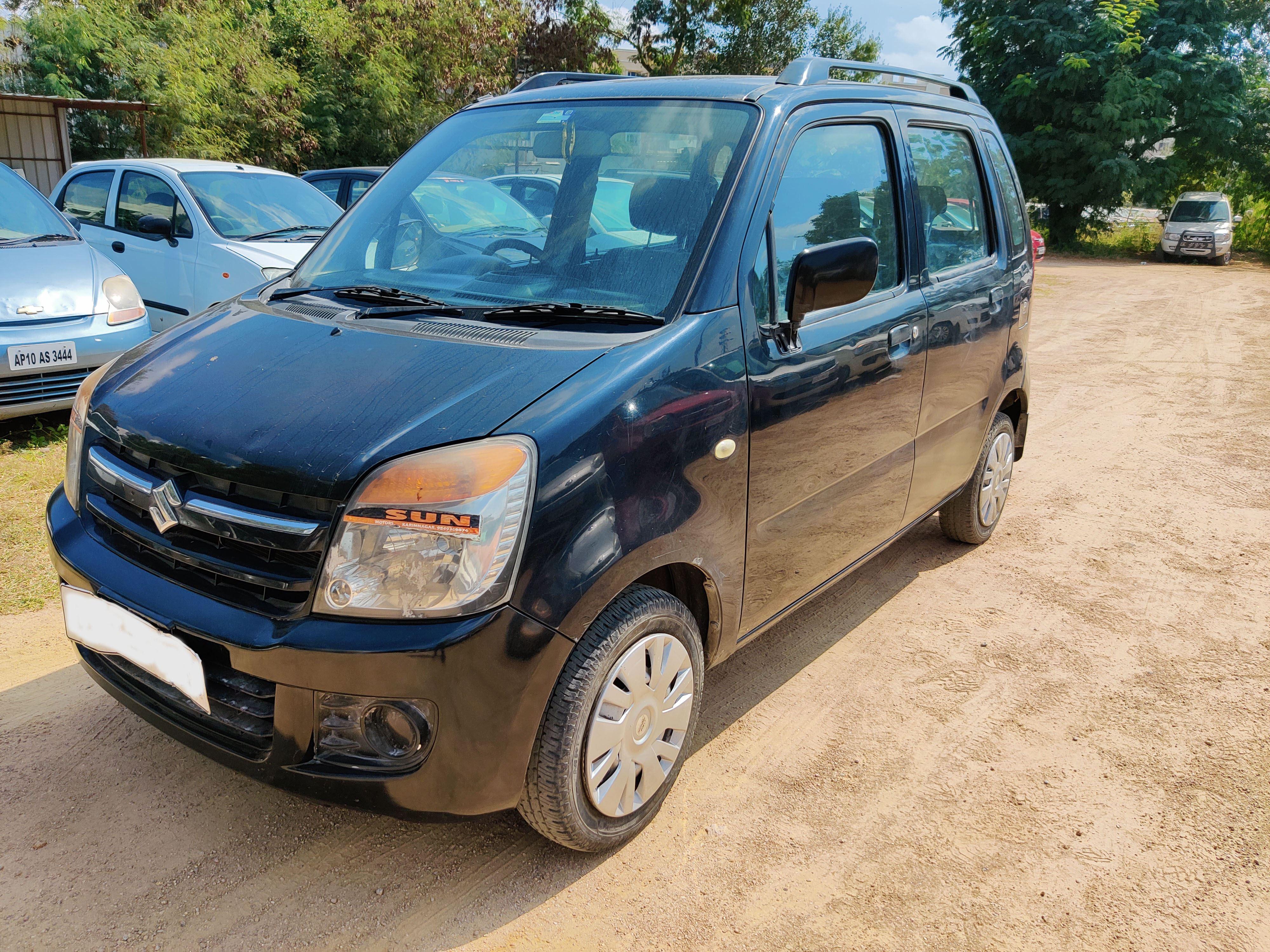 2007 Used Maruti Suzuki Wagon R LXI O