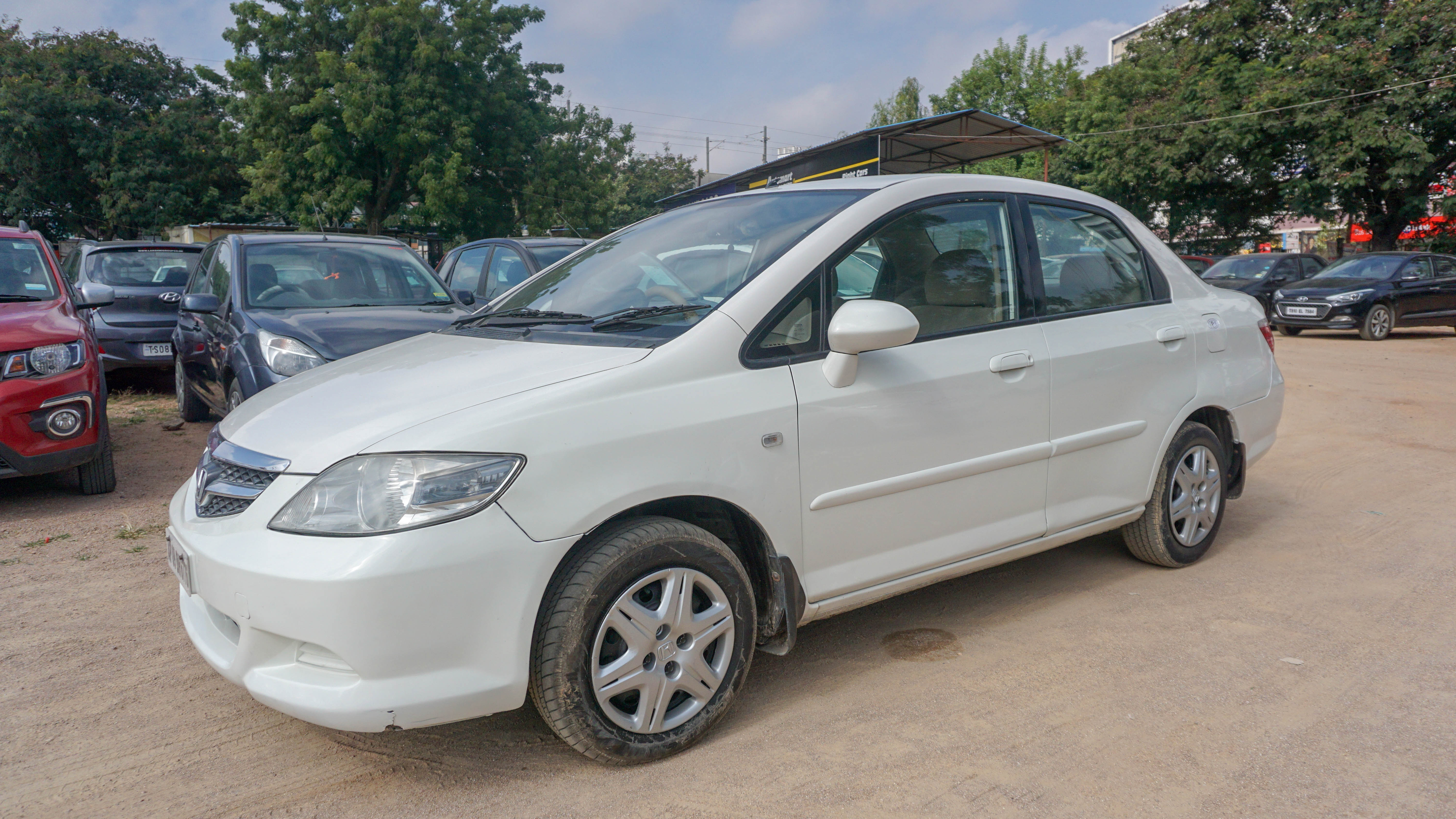 2007 Used Honda City Zx GXI