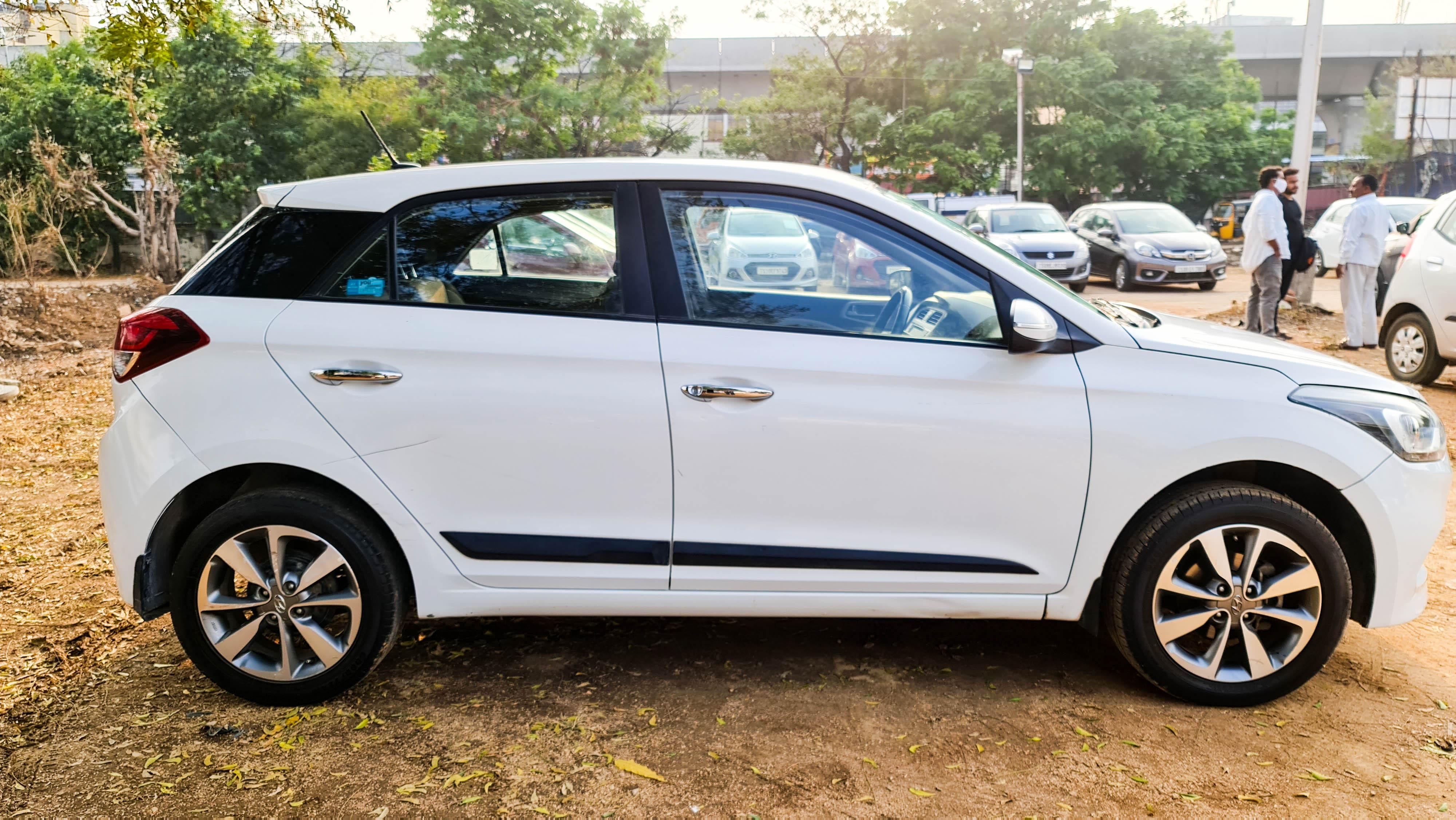 2016 Used Hyundai Elite I20 ASTA 1.4 O CRDI