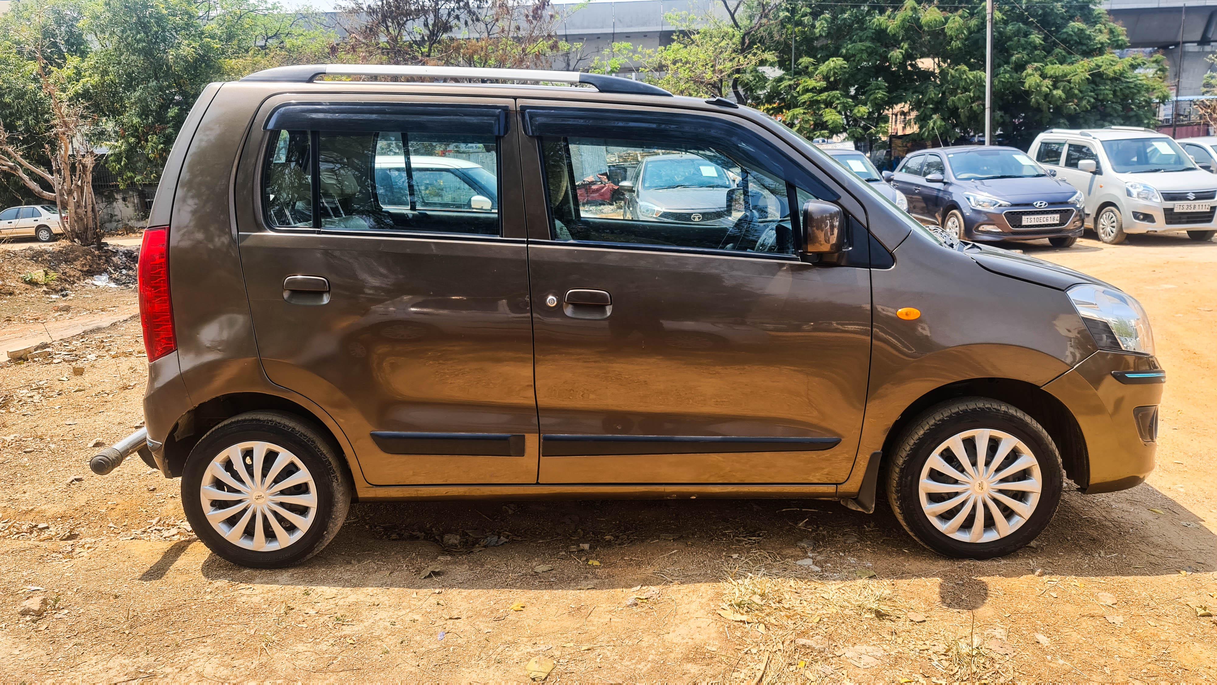 2018 Used Maruti Suzuki Wagon R 1.0 VXI