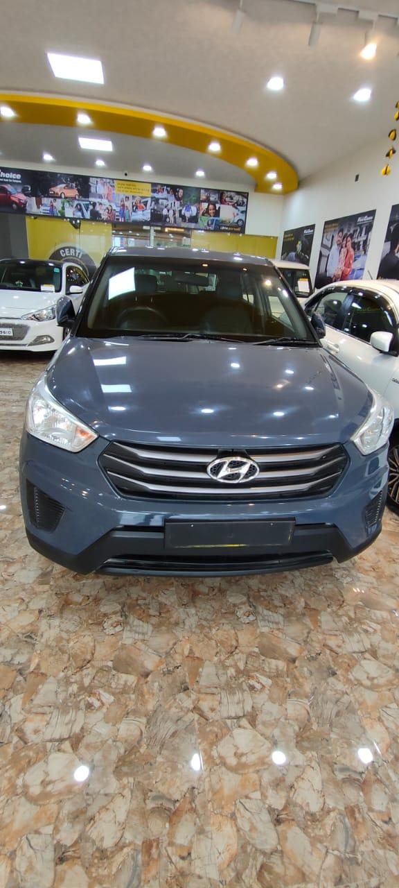 2017 Used Hyundai Creta 1.4 CRDI L