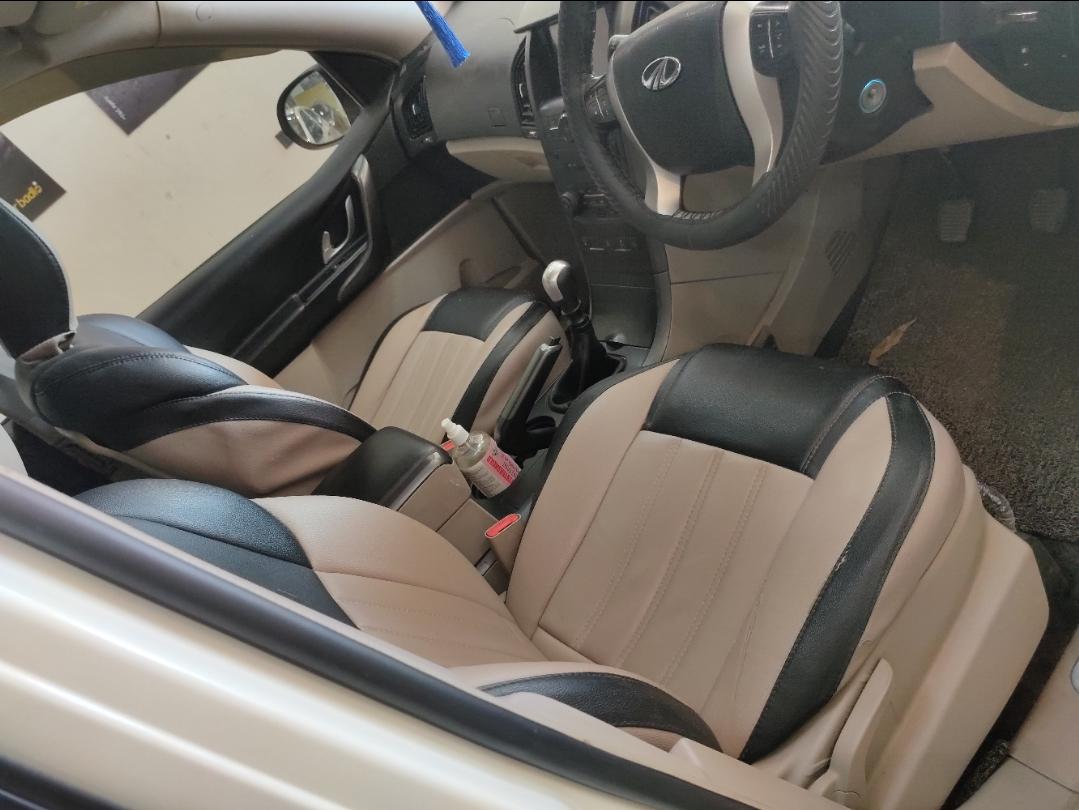 2017 Used MAHINDRA XUV500 W6