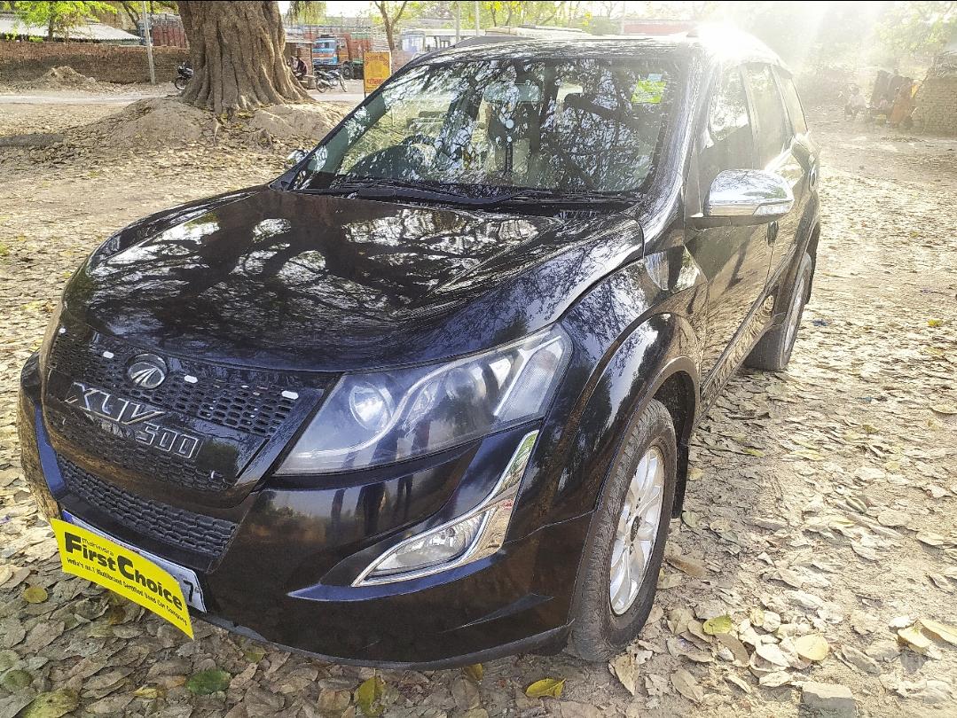 2019 Used Mahindra Xuv 500 W10