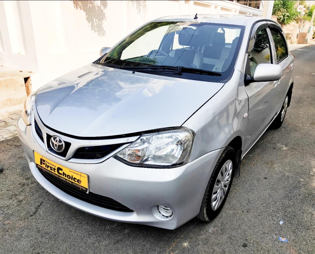 2018 Used Toyota Etios Liva GD
