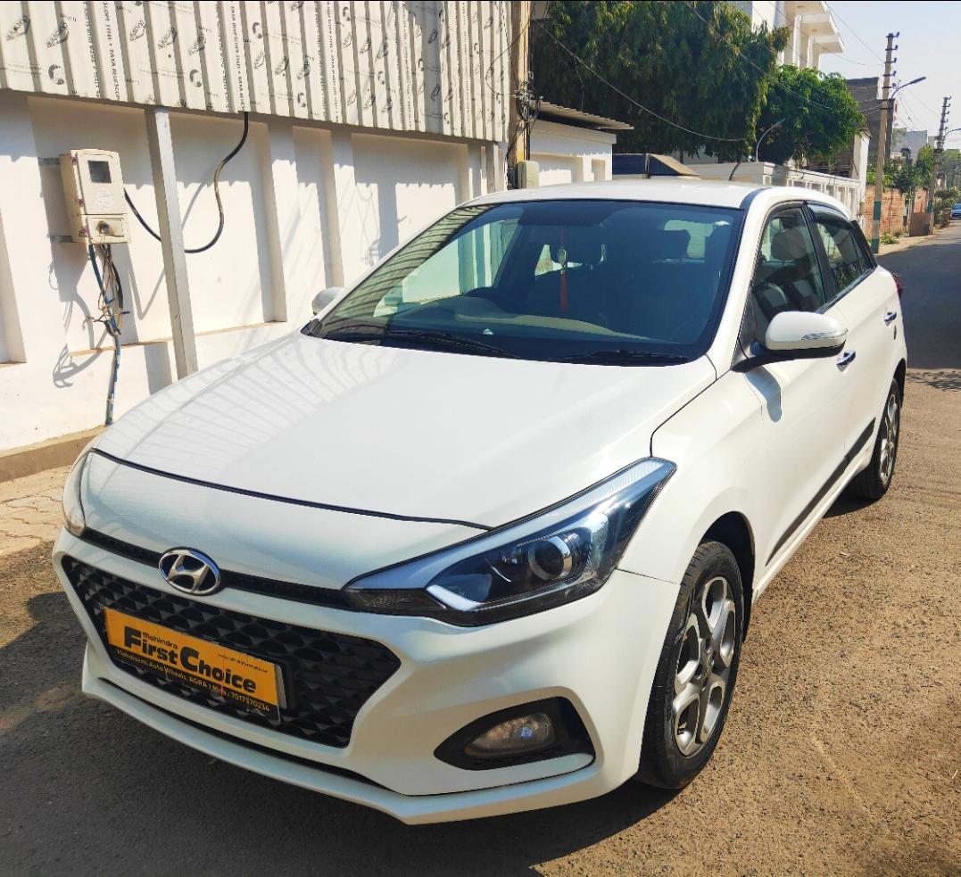 2018 Used Hyundai Elite I20 ASTA O 1.2