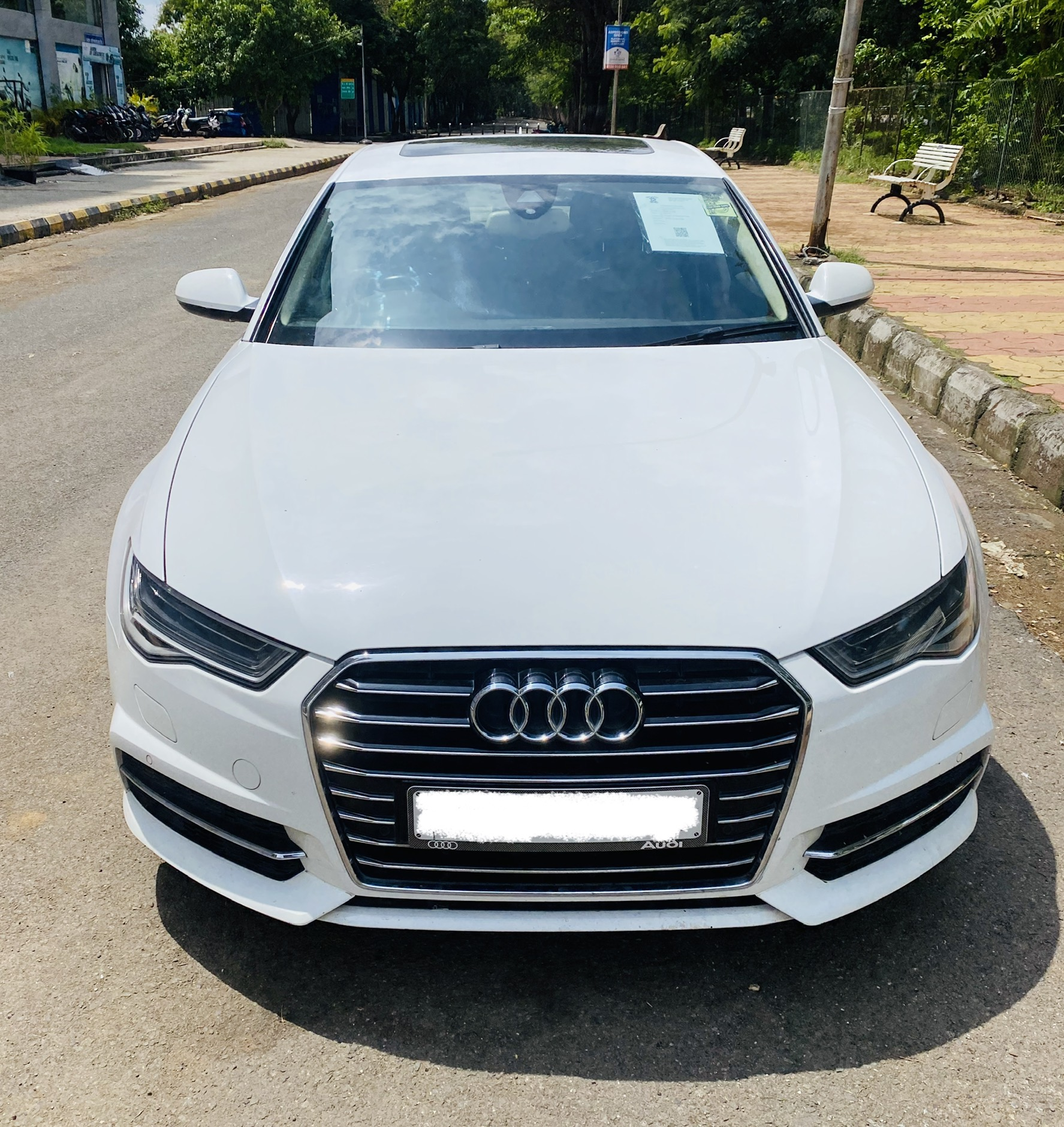 2016 Used AUDI A6 3.0 TDI PREMIUM PLUS